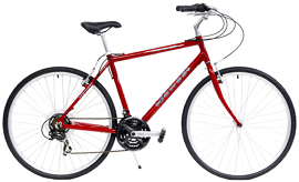 Save Up to 60% Off Hybrid Bikes Windsor Rover 1 Hybrid bikes
