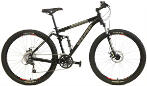 INSTOCK Full Suspension Dawes RoundHouse 2750