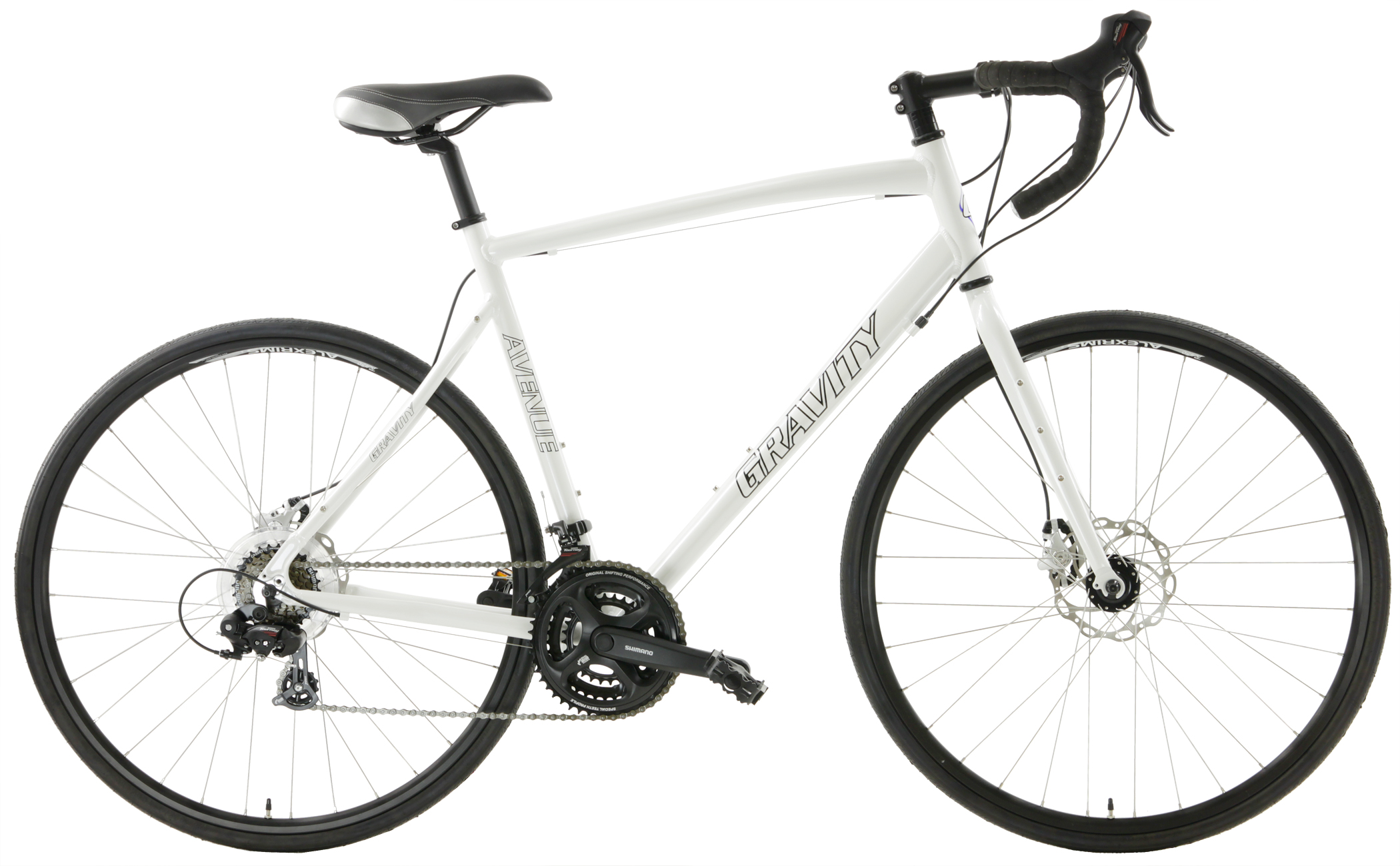 Save up to 60% off new Disc Brake Road Bikes - Gravity Avenue D ...