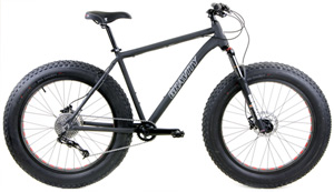 Gravity BullsEye Monster COMP Renegade Suspension Forks/ Thru-Axle Front / Hydroformed AL Bikes/ SRAM 16 Spd/ Disc Brakes/ 170mmRear/ Tapered HT/ Pro VeeRubber Vee8 Folding Bead Tires ONLY $699 Save Over 60%