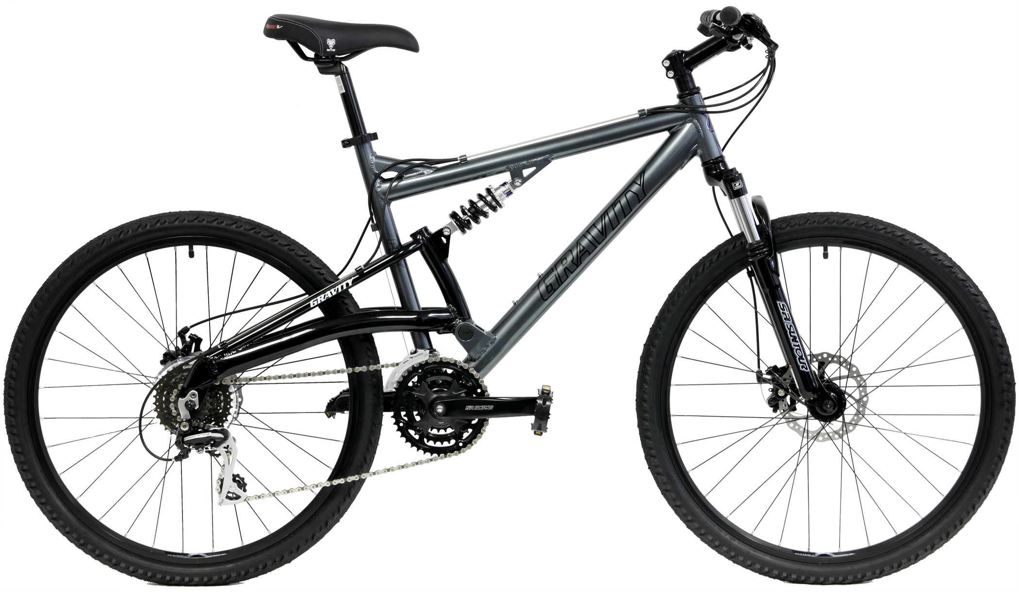 Bike 26 Inch Wheel Base Men Full Suspension Mountain Bikes