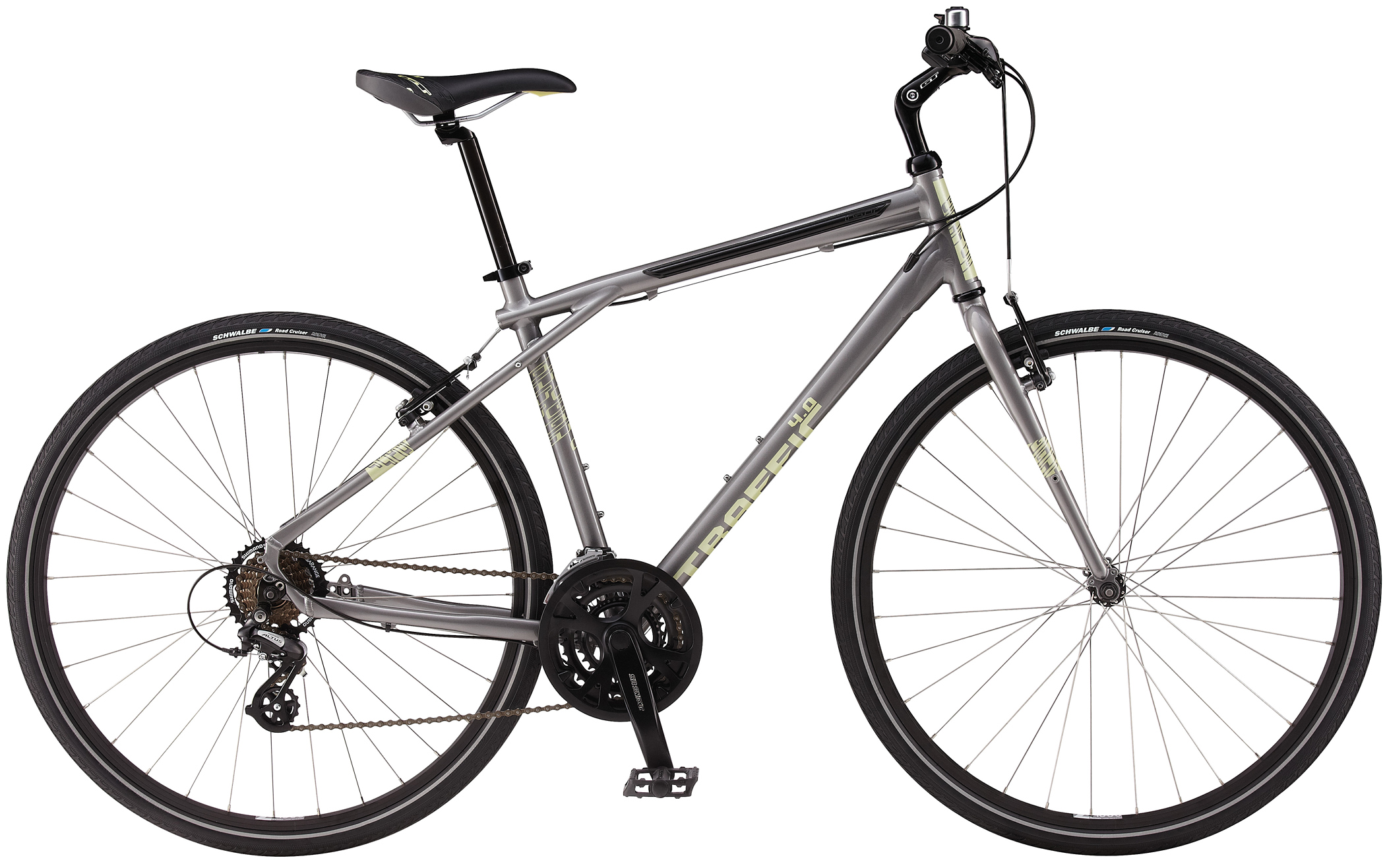 Bikes Gt Bicycles GT Traffic Comfort Hybrid
