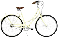 Mercier Elle City Classic Stylish Urban City bikes for women