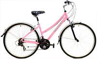 Mercier Elle Town NEW Women Specific Hybrid Bikes