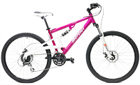 NEW Mercier Mount Elle Women Sizes Full Suspension