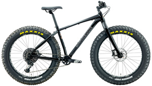 Eagle 1X12 CarbonFork FatBikes NightTrain Express EAGLE EAGLE 1X12/ SL Carbon Forks/ Tubeless Compt. MuleFutRims/ FR+RRThruAxle/ Maxxis/ Hydroform 2018 ONLY $1699 Save Over 60% Compare $4500