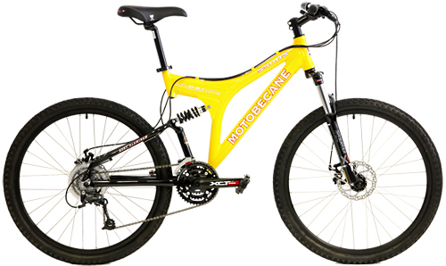 Full Suspension Disc Brake Mountain Bikes