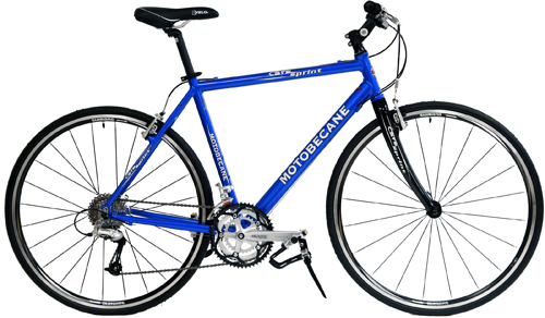 Road Bikes - Motobecane Cafe Sprint