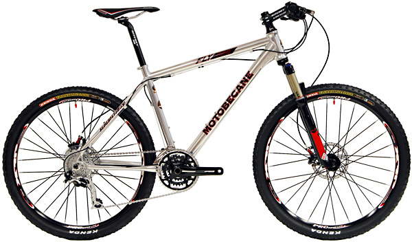 Mountain Bikes - MTB - 2010 Motobecane Fly Pro