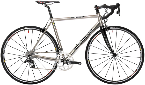Road Bikes - 2011 Motobecane Le ChampionTi