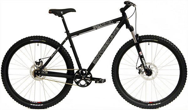 Mountain Bikes - MTB - Motobecane 2011 Outcast 29