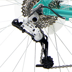 Advanced SRAM EXACT Actuation 1BY8 Drivetrain