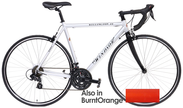 Wellington 3.0 Road bikes with carbon forks
