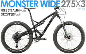 FULL Suspension 27.5PLUS Gravity NEW FSX 27.5 HD Boost Full Shimano 2X8, ThruAxle Lockout Forks / List $1799 Shimano HYDRAULIC DISC Brakes, INCREDIBLE SALE $699  Click Here Save UpTo 60%