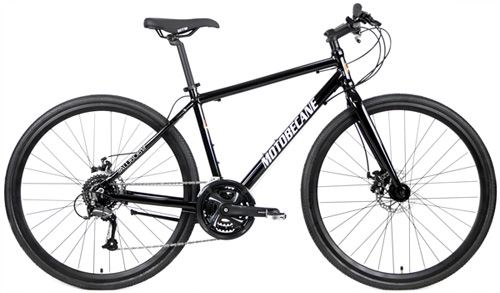 Save Up to 60% Off New Aluminum, Full Shimano Drivetrain Hybrid Bikes 2018 Motobecane Cafe DISC Comp in Mens and Ladies